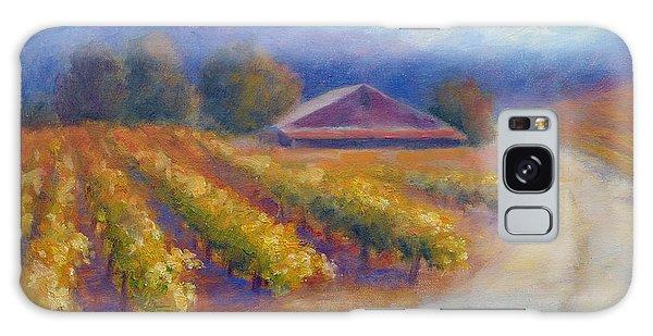 Red Barn Vineyard Galaxy Case