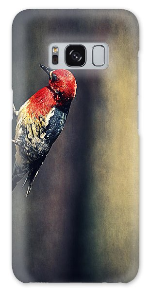 Red-breasted Sapsucker - British Columbia Galaxy Case