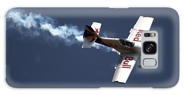 Red Bull - Aerobatic Flight Galaxy Case by Ramabhadran Thirupattur