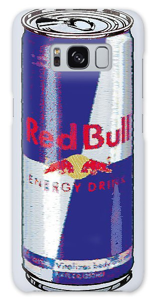 Red Bull Ode To Andy Warhol Galaxy Case