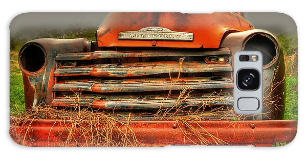 Red Chevy Galaxy Case by Thomas Young
