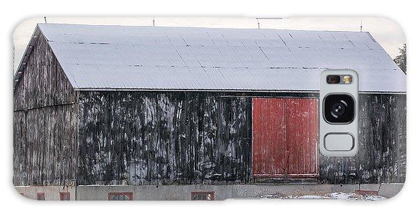 Red Door Barn Galaxy Case