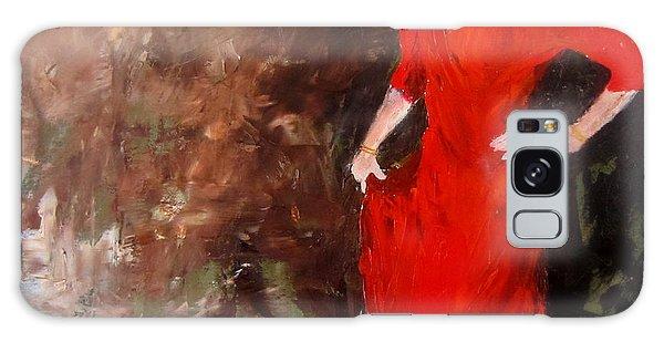 Red Ellegance Galaxy Case