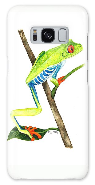 Red-eyed Treefrog From La Selva Galaxy Case