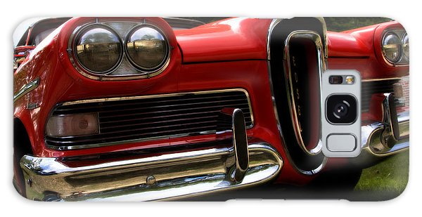 Red Ford Edsel Galaxy Case