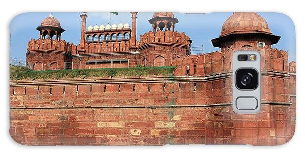 Red Fort New Delhi India Galaxy Case