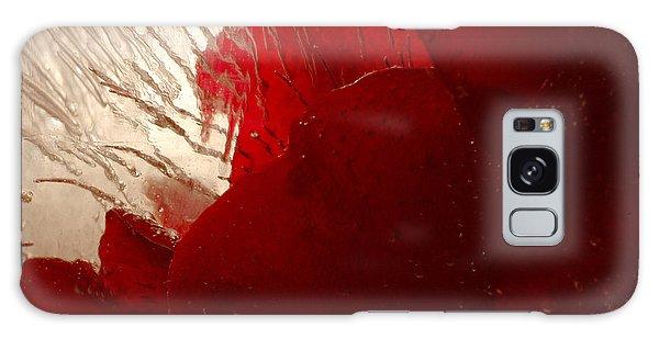 Red Ice Galaxy Case