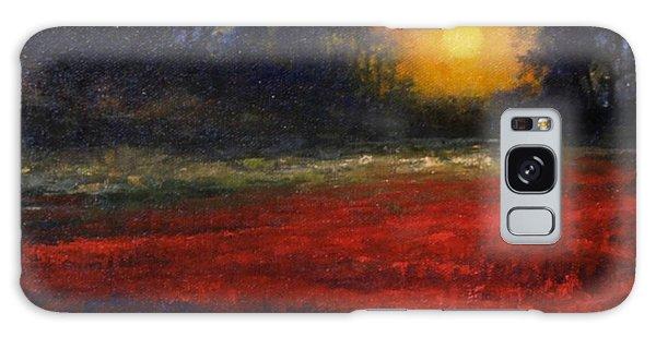 Galaxy Case - Red Lagoon by Jim Gola
