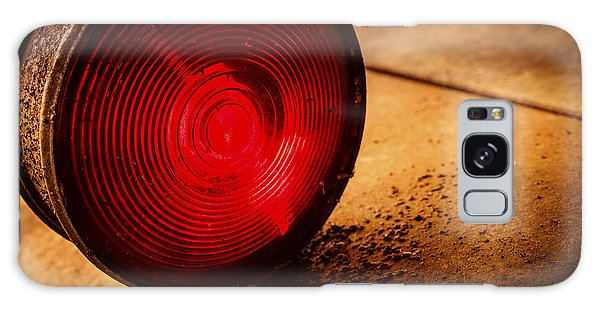 Red Light Galaxy Case