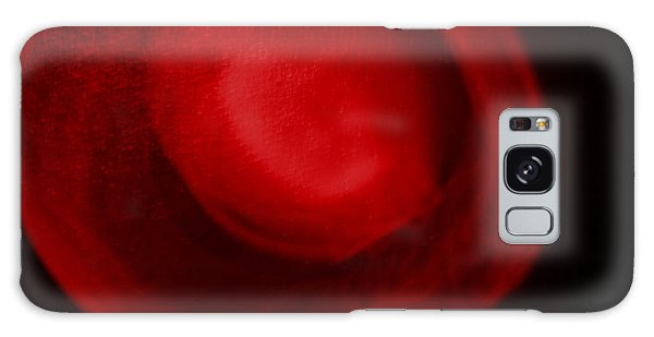 Red Light Galaxy Case by Joel Loftus