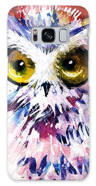 Red Owl Galaxy Case
