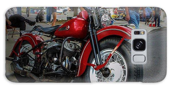 Red Rider Galaxy Case by Jeff Kurtz