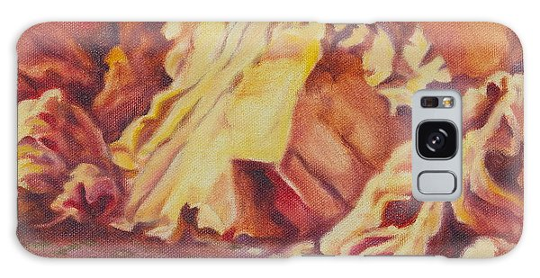 Red Rocks Galaxy Case by Michele Myers