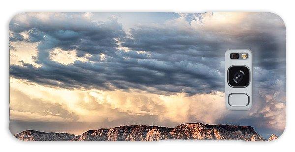 Red Rocks Of Sedona Galaxy Case