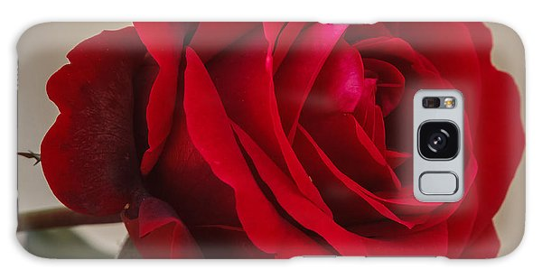 Red Rose Galaxy Case by Jane Luxton