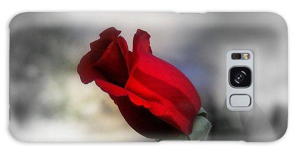 Red Rose Galaxy Case by Karen Kersey