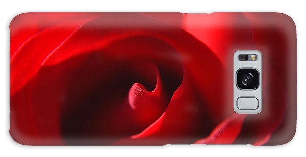 Red Rose Galaxy Case by Tikvah's Hope