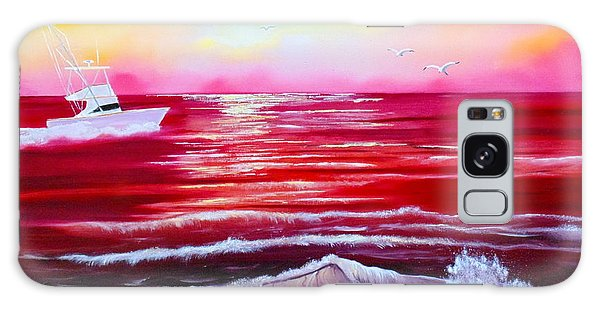 Red Seas Galaxy Case