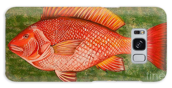 Red Snapper Galaxy Case