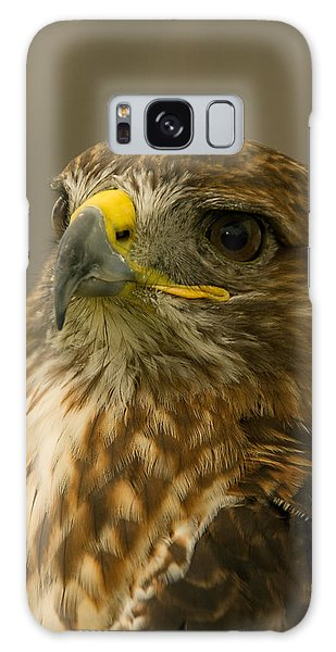 I'm So Proud - Red Tailed Hawk Galaxy Case