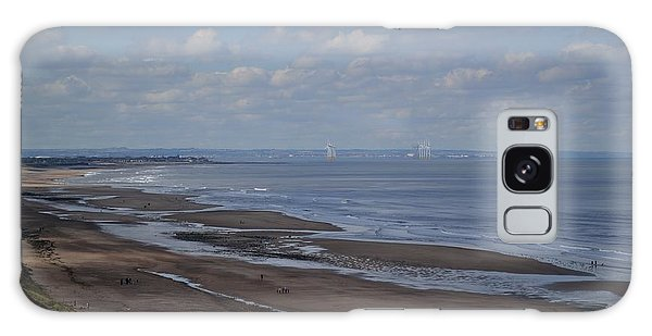 Redcar From A Distance Galaxy Case