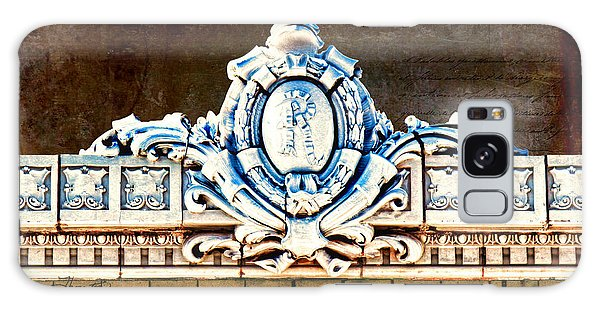 Redfield Roofline 4 Galaxy Case by Sylvia Thornton