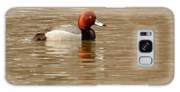 Redhead Duck Galaxy Case