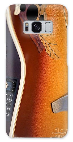 Redish-brown Guitar Galaxy Case