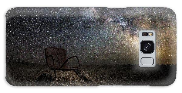 Redneck Planetarium Galaxy Case by Aaron J Groen