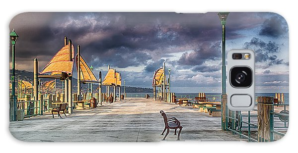Redondo Pier Galaxy Case