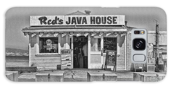 Red's Java House San Francisco By Diana Sainz Galaxy Case