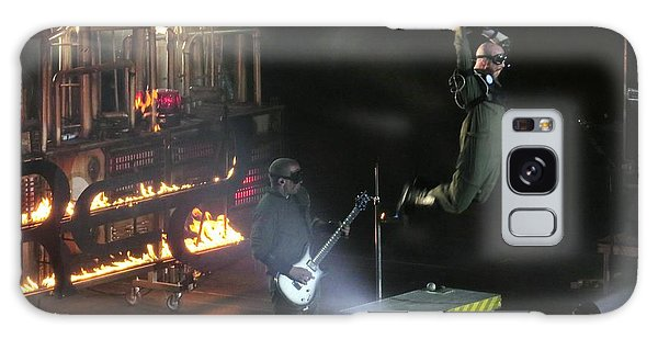Red's Lead Singer Can Fly Galaxy Case by Aaron Martens