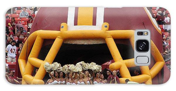 Redskins Cheerleaders Galaxy Case