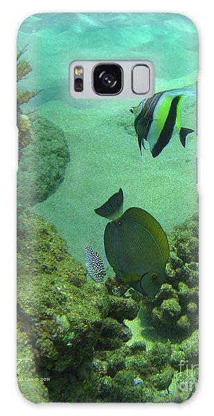 Reef Life Galaxy Case