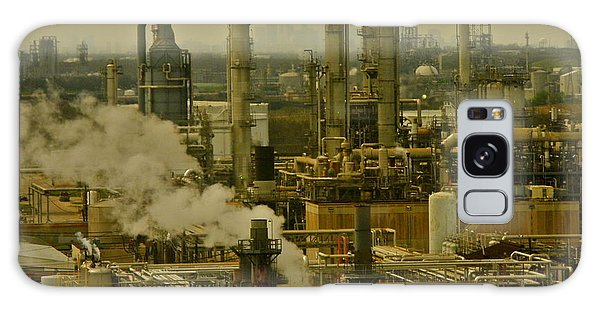 Refineries In Houston Texas Galaxy Case by Kirsten Giving
