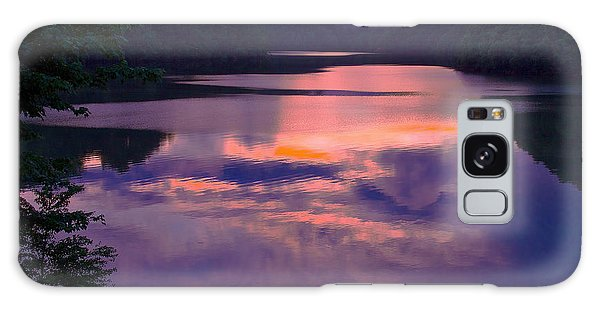 Reflected Sunset Galaxy Case