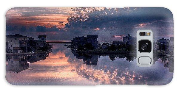 Reflecting On North Carolina Galaxy Case by Tony Cooper
