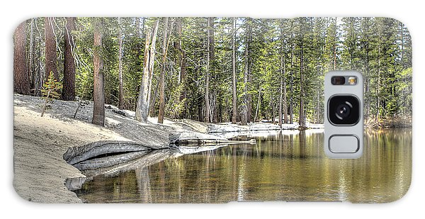 reflecting pond 2 Carson Spur Galaxy Case