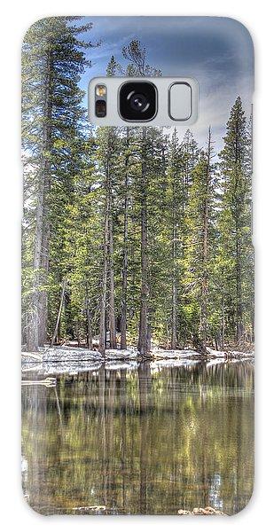 reflecting pond 4 Carson Spur Galaxy Case