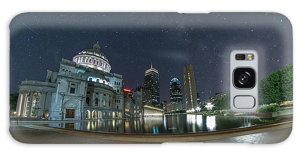 Reflecting Pool Galaxy Case