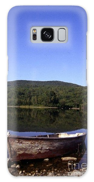 Reflection At Coffin Lake Galaxy Case