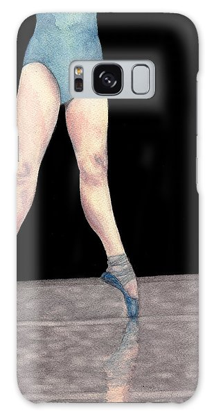 Reflection En Pointe Galaxy Case