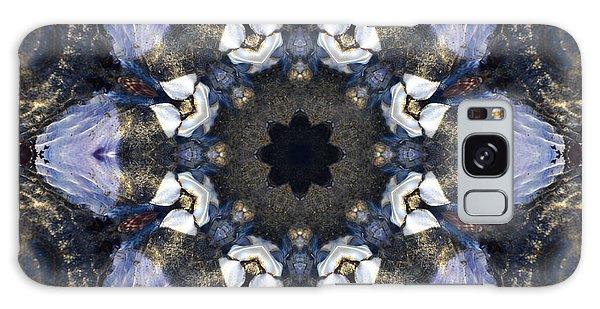 Reflection  Kaleidoscope Galaxy Case by Jordan Blackstone