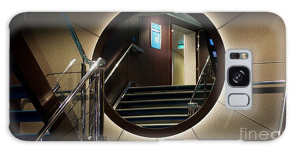 Reflection Stair Galaxy Case