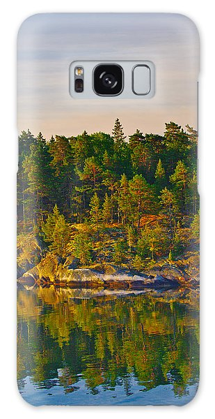 Reflections 2 Sweden Galaxy Case by Marianne Campolongo