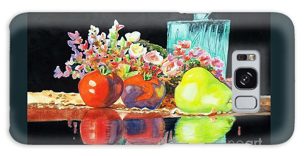 Reflections In Color Galaxy Case by Kathy Braud