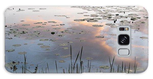 Reflections Galaxy Case by Michael Krek