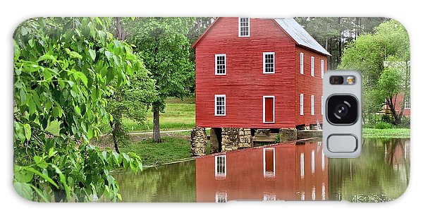 Reflections Of A Retired Grist Mill Galaxy Case
