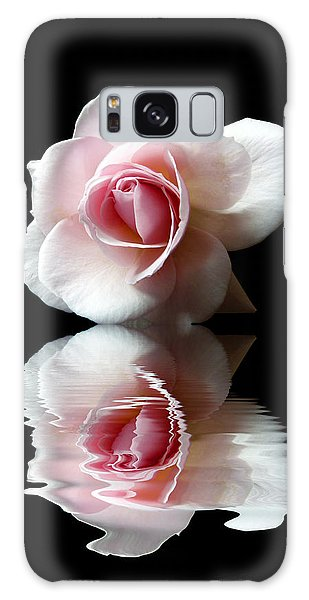 Reflections Of A Rose Galaxy Case