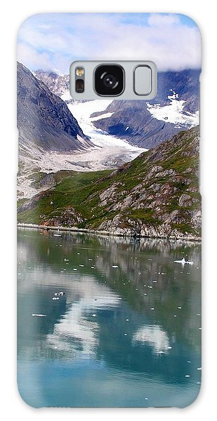 Reflections Of Blue And Green In Alaska Galaxy Case
